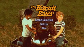 The Biscuit Eater DVD main menu