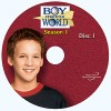 Boy Meets World disc art: click for all three discs' artwork