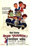 Bon Voyage! (1962) movie poster