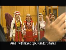 "The world famous Bulgarian Women's Choir performs ""Transformation"""