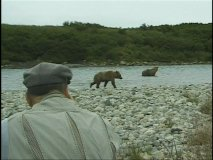 Filmmakers observe wildlife