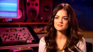 "Life is great for Lucy Hale, according to Lucy Hale in ""Spotlighting Lucy Hale."""
