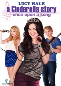 A Cinderella Story: Once Upon a Song (2011) DVD cover art - click to buy from Amazon.com