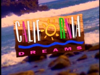 """California Dreams"" uses three opening title sequences in three seasons, each employing a 1990s style."