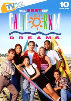 The Best of California Dreams DVD cover art -- click to buy from Amazon.com