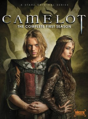 Camelot: The Complete First Season (Complete Series) DVD cover art - click to buy from Amazon.com