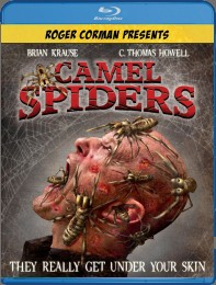 Camel Spiders Blu-ray cover art - click to buy from Amazon.com