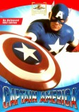 Captain America: Re-Released 1992 Edition MGM Limited Edition Collection DVD cover art -- click to buy from Amazon.com