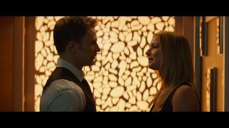 Steve Rogers (Chris Evans) and Sharon Carter (Emily VanCamp) catch up post-funeral in this extended scene.