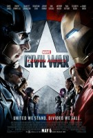 Captain America: Civil War (2016) movie poster