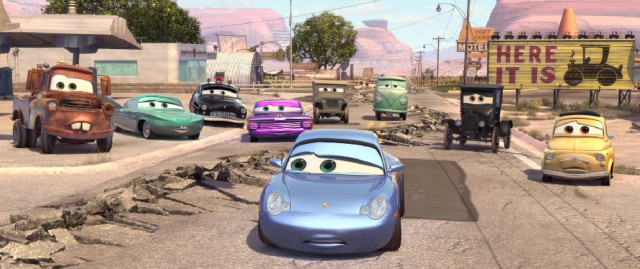 Cars Blu Ray 3d Blu Ray And Dvd Review