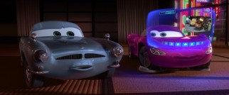 "Newly introduced British spies Finn McMissile and Holley Shiftwell are as focal as any ""Cars 2"" characters."