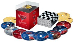 Cars: Director's Edition 11-disc collection -- click to view larger cover art