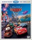 Cars 2: Blu-ray 3D + Blu-ray + DVD + Digital Copy -- click to view larger cover art