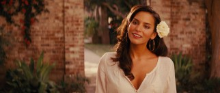 Though engaged to Armando's brother, Sonia Lopez (Genesis Rodriguez) serves as an all-purpose love interest.