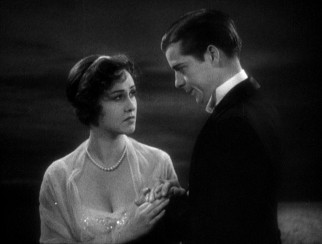 Young married couple Edith (Margaret Lindsay) and Edward (John Warburton) have a chat about the rest of their lives, which end up being short, as they are aboard the Titanic.
