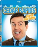 Cedar Rapids Blu-ray + Digital Copy cover art -- click to buy from Amazon.com