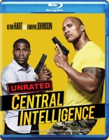Central Intelligence Blu-ray Disc cover art -- click to buy from Amazon.com