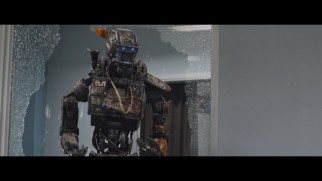 "Chappie's workplace beatdown of ""Very Bad Man"" Vincent Moore is slightly different in this deleted scene."