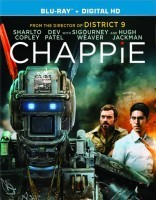 Chappie: Blu-ray + Digital HD cover art -- click to buy from Amazon.com