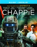 Chappie Blu-ray cover art