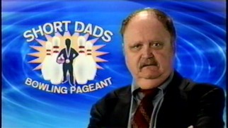 "Doug Prishpreed's (Doug Foster) announcement of a Short Dads Bowling Pageant is business as usual for ""Check It Out."""