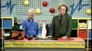 Steve Brule tries to save space and protect his possessions in this humorous deleted scene.