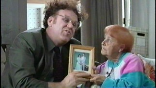 In this extended scene, Steve Brule (John C. Reilly) and his mother Dorris Pringle-Brule (Nancy Munoz) discuss the sister with whom he attended prom.