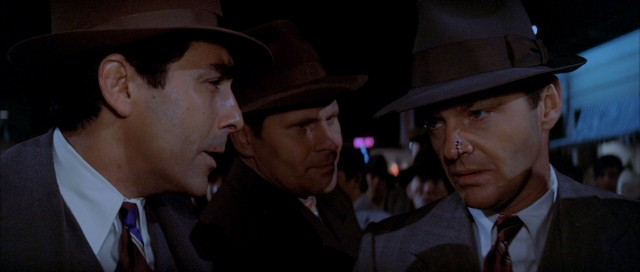 """Forget it, Jake. It's Chinatown."" The final line of the film is also the most iconic."