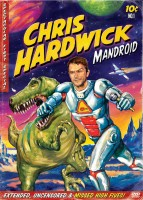 Chris Hardwick: Mandroid DVD cover art -- click to buy from Amazon.com