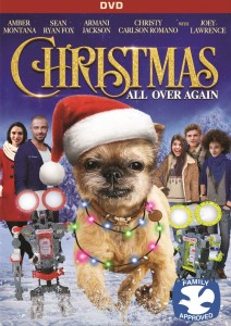 Christmas All Over Again DVD cover art -- click to buy from Amazon.com
