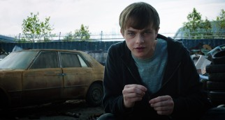 "As bullied protagonist Andrew Detmer, Dane DeHaan resembles Leonardo DiCaprio in his ""Growing Pains"" year."