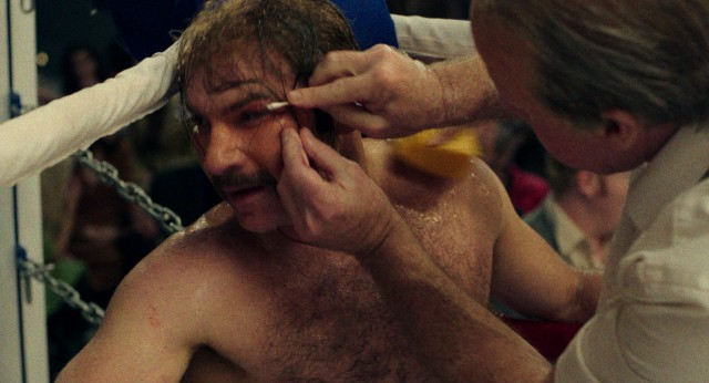 """Chuck"" stars Liev Schreiber as heavyweight boxer Chuck Wepner, who earns the nickname The Bayonne Bleeder, but does not care much for it."