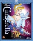 Cinderella: Blu-ray + DVD combo pack -- click to read our review.