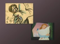 "A Storyboard-to-Film Comparison shows how true to plans the opening scene of ""Cinderella"" remained."