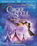 Cirque du Soleil: Worlds Away Limited 3D Edition Blu-ray 3D combo pack cover art -- click to buy from Amazon.com