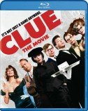 Clue Blu-ray Disc cover art -- click to buy from Amazon.com