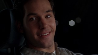 In one of his first film roles, Paul Rudd plays Cher's ex-stepbrother, smart college student Josh Lucas.