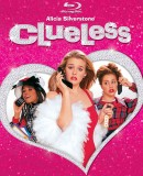 Clueless Blu-ray Disc cover art -- click to buy from Amazon.com