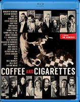Coffee and Cigarettes Blu-ray Disc cover art -- click to buy from Amazon.com