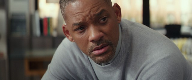 "In ""Collateral Beauty"", advertising executive Howard Inlet (Will Smith) confronts grief."