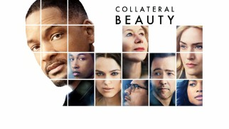 Be sure to notice the Collateral Beauty on the Blu-ray's menu.