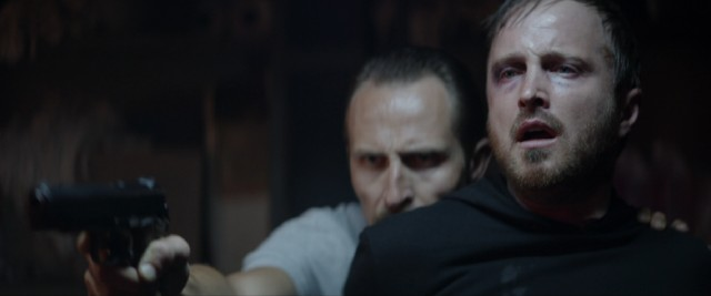 "In Zack Whedon's ""Come and Find Me"", David Larraine (Aaron Paul) finds himself in danger while searching for his missing girlfriend."