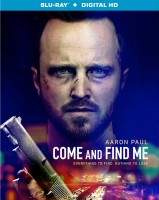 Come and Find Me Blu-ray + DVD + Digital HD cover art - click to buy from Amazon.com