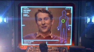 Scott Aukerman gets an update from the shrunk-down scientists exploring his body to ward off a cold in this deleted scene.