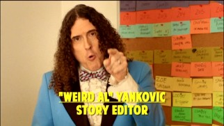 "Famous people like ""Weird Al"" Yankovic make magic behind the scenes of ""Comedy Bang! Bang"" according to ""Meet the Crew."""