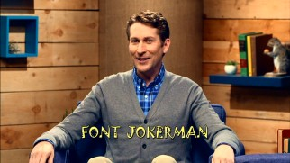 "The gag of identifying host Scott Aukerman by a variation on his name may get old someday, but ""Font Jokerman"" will never not be funny."