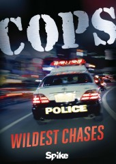 COPS: Wildest Chases DVD cover art - click to buy from Amazon.com