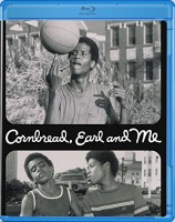 Cornbread, Earl and Me Blu-ray Disc cover art -- click to buy from Amazon.com
