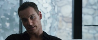 "In the title role of ""The Counselor"", Michael Fassbender plays an attorney who gets more deeply involved in the world of drug smuggling than he's equipped for."